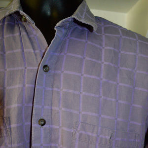 Patagonia Plaid Button Front Shirt L/S small